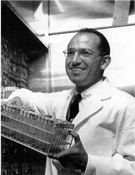 Jonas Salk, M.D.